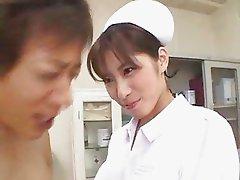 Perfect Asian Nurse BJ CIM