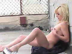 Angela Stone Super Solo Outdoor Squirting