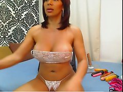 colombian milf on webcam