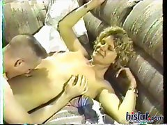 In this last vintage hardcore porno youll get to watch a blonde lady with her original hooters getting her hairy snapper fucked by this guy who loves