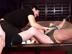 Sexy Stella's orgasmic punishment