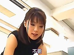 Bunko Kanazawa Is Femdom Asian Teacher
