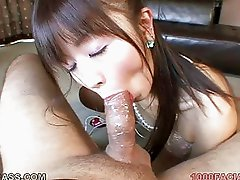 Squirting Japanese Blowjob Slut