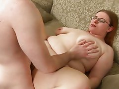 amateur BBW masturbates and fucked - csm