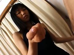 Handjob from my tokyo Tokio girlfriend