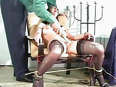 Bizarre female humiliation and messy degradation