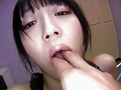 Miho Ichiki aka Yuuri Himeno Fake Tits Softcore
