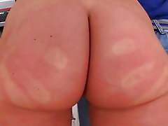 Skinny chick Angelica Saige fucked hard