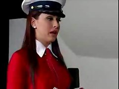 awesome lesbians on a plane