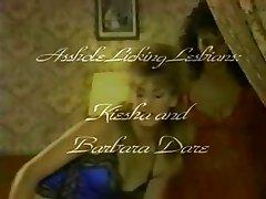 Lesbian 80's - Barbara Dare & Keisha