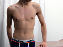 Big penis gay boy Doctor's Office Visit