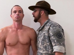 Military hand job gay Extra Training for the Newbies