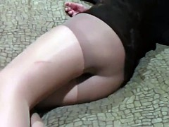 6 wife pantyhose