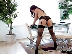 Naughty Secretary Jessica Ryan