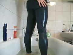 wet jeans part 1