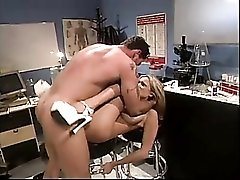 Briana Banks has sex in doctor office
