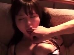 Asian Babe With Perky Boobs Fucked