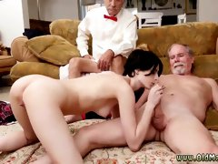 Old granny double penetration and sex Frankie goes down the Hersey