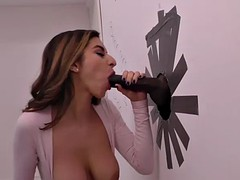 nina north interracial gloryhole