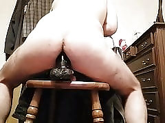 me big toy on chair