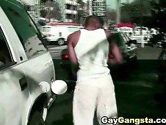 Black Gays Fucking Outdoor