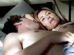 Sasha Alexander nude - Shameless S05E11