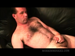 Mature Amateur Joe Jacking Off
