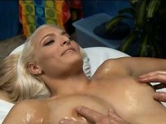 Blondie is sucking well