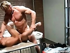 Horny Latina cutie anal fucked in her jail cell