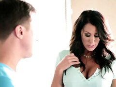 Mom Reagan Foxx has horny big dick