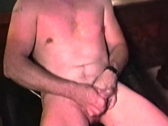 Mature Amateur Tony Jacking Off