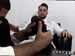 Fat white man on action gay sex first time KC's New Foot & S