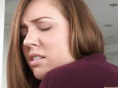 Stepmom Kendra Lust and Maddy Oreilly threesome