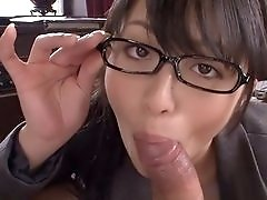 Naughty Asian Secretary