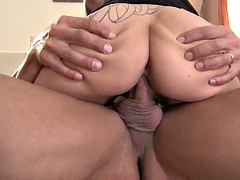 rough sex with the horny aimee black
