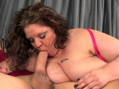 Huge Fat Slut Kitty Nation Gets Her Pussy and Asshole Plowed