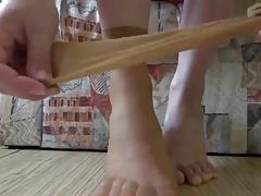 nylon socks love 5