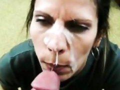 Cumshot 075 Kaylene from 1fuckdatecom