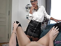 Young intern gets fucked by her new boss Dorothy Black