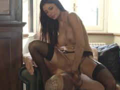 Busty Sofia Cucci anal sex