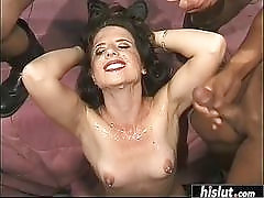 Lena Ramon is addicted to hot jizz