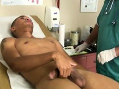Straight guys get physical exam and nude boys at the doctors