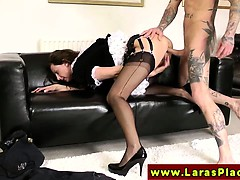 British mature mommy pussyfucked deeply