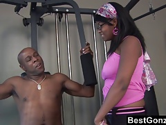 Naughty Neighbor Needs Black Cock Right Now